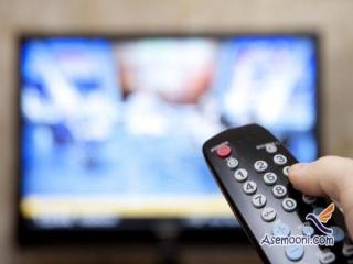 چرا کنترل تلویزیون با ضربه کار می کند ؟