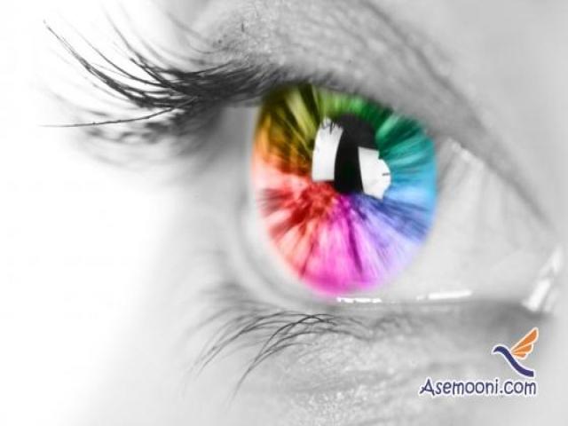 ازدواج با مرد و زن چشم رنگی یا زاغ (سبز و آبی) ایرادی دارد؟