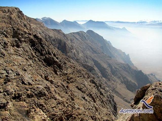 پارک ملی تنگ صیاد در استان چهارمحال و بختیاری