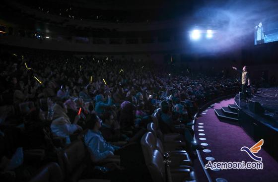 Choose your favorite concert