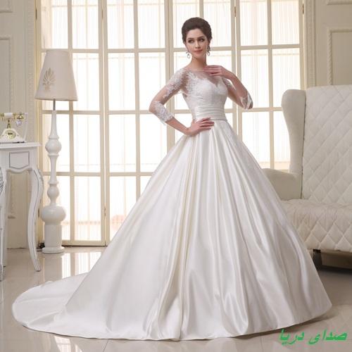 elegant-long-sleeve-scoop-neckline-ball-gown-wedding-dresses-2015-vb1048
