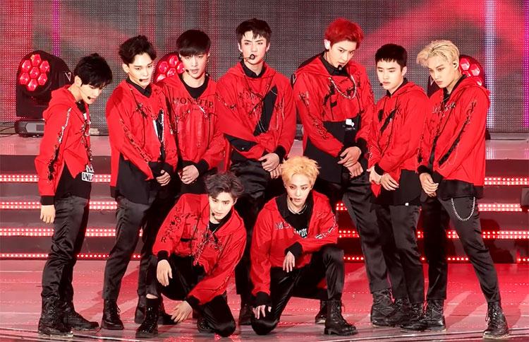 گروه اکسو-exo