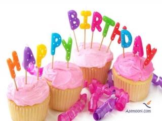 عکس های قشنگ کیک تولد بچگانه