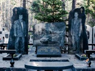 عجیب ترین سنگ قبرهای دنیا