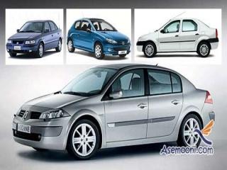 کاهش 100 هزار تا 6 میلیونی قیمت خودرو