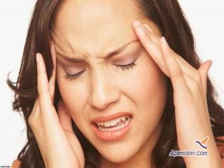 درمان سردرد به روش طب سنتی