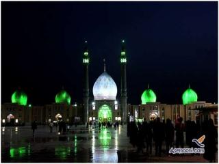 آشنایی با مسجد مقدس جمکران