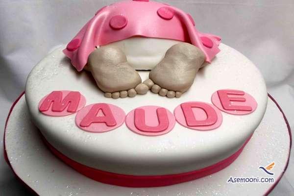 Photo beautiful birthday cake Children(10)