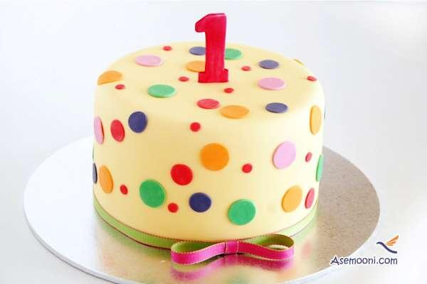 Photo beautiful birthday cake Children(11)