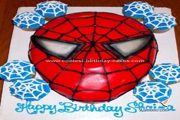 Photo beautiful birthday cake Children(5)