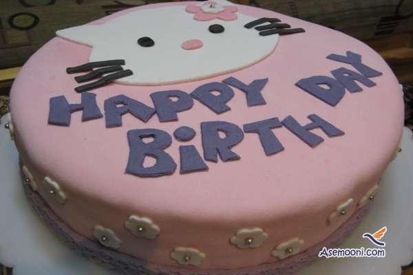 Photo beautiful birthday cake Children(6)