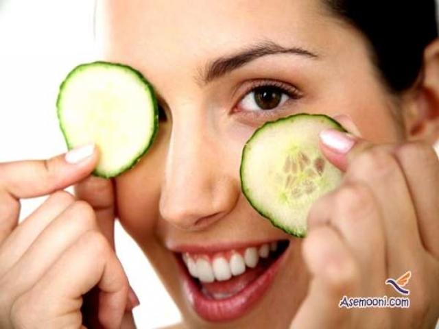 15 روش استفاده از خیار برای زیبای پوست و مو