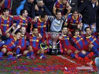 قهرمانی بارسلونا با شکست یوونتوس کامل شد
