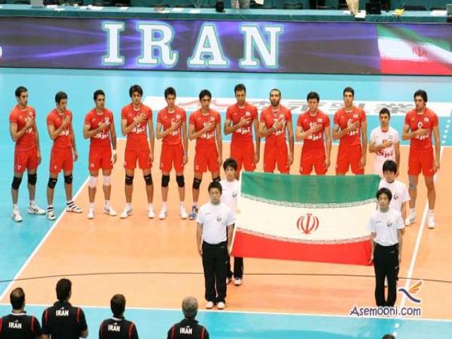 برنامه کامل دیدارهای تیم ملی والیبال ایران در مرحله بین قاره ای لیگ جهانی والیبال به وقت تهران
