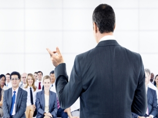 چگونه یک سخنرانی خوب ارائه دهیم؟