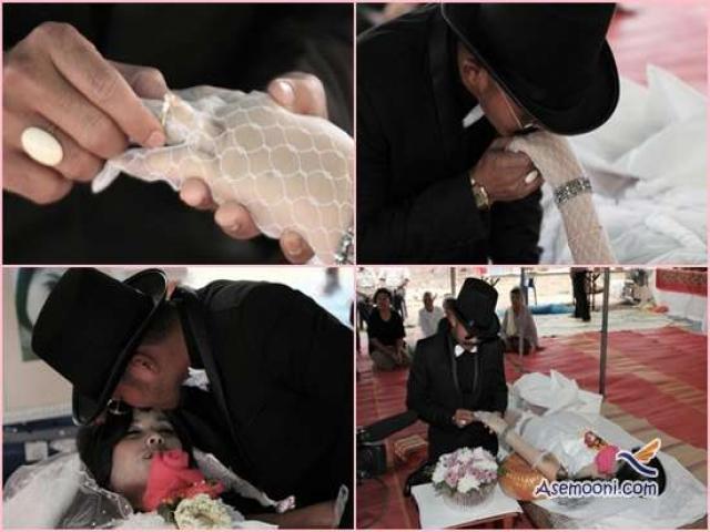 ازدواج جنجالی داماد با عروس مرده در تایلند