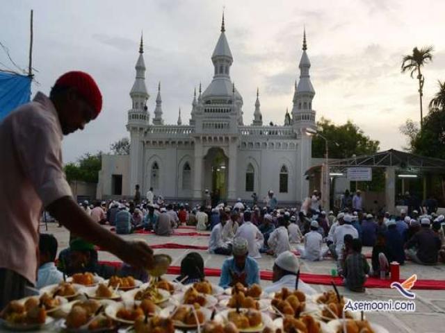 ماه مبارک رمضان در کشورهای مختلف
