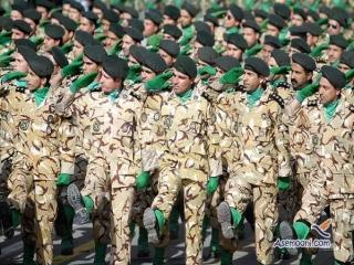 رتبه بندی ارتش ایران در جهان