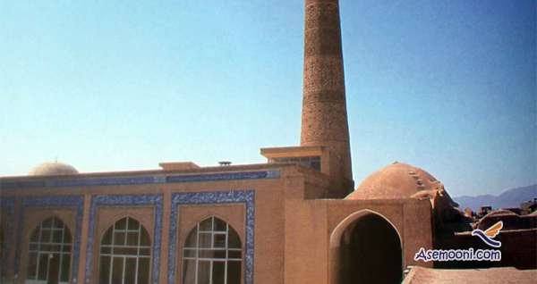 Mosque of Damghan