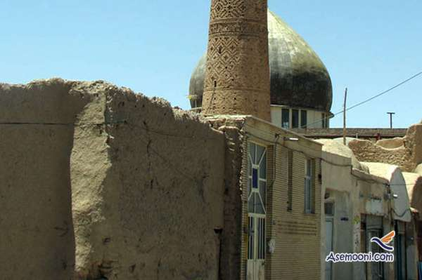Mosque of Damghan(1)
