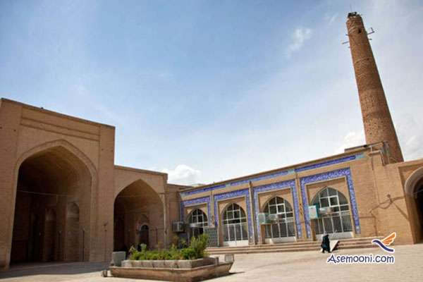 Mosque of Damghan(3)