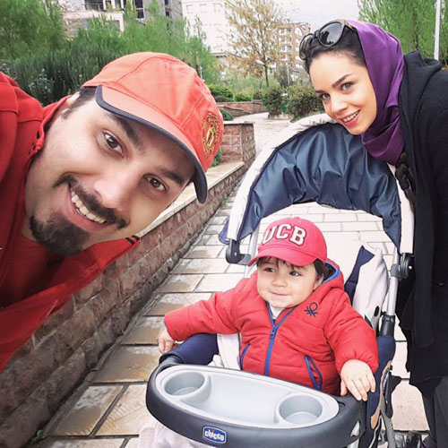 ehsan-khaje-amiri-wife