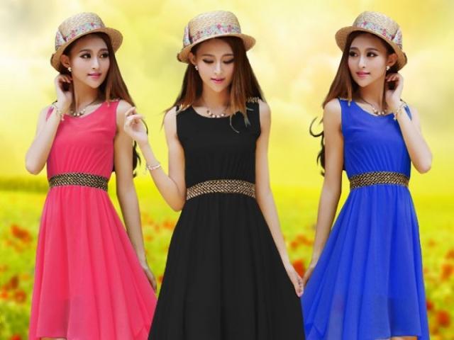 توصیه های انتخاب رنگ لباس در تابستان