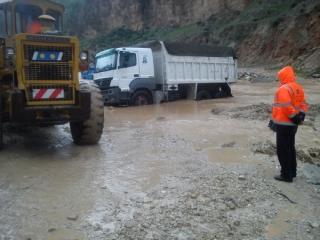 سیل در استان قزوین یک کشته و یک مفقود بر جای گذاشت