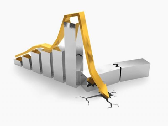 قیمت طلا به کمترین رقم در 4 سال گذشته رسید
