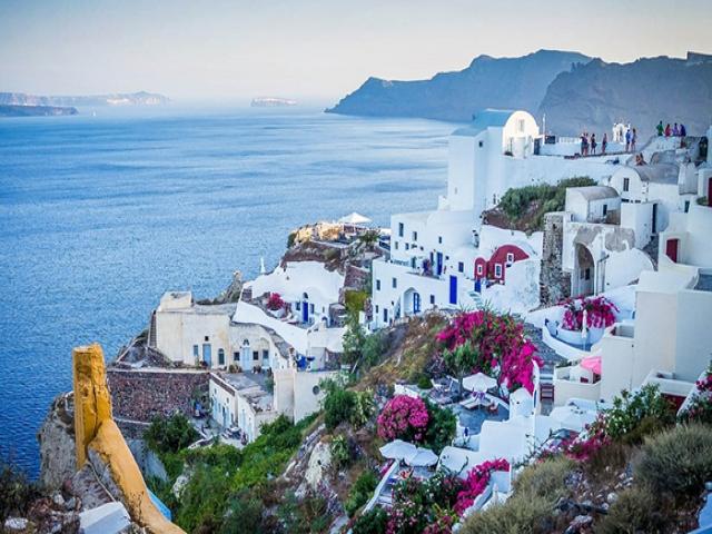 معرفی کشور زیبای یونان