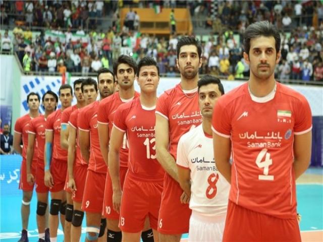 آمار عملکرد والیبالیست های ایران در جدول بهترین ها