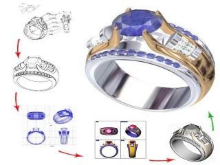 آشنایی با هنر طراحی جواهرات
