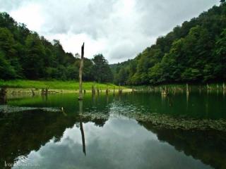دریاچه زیبای چورت (میانشه)