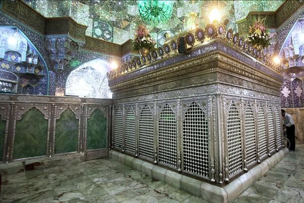 hazrate-masoumeh-shrine