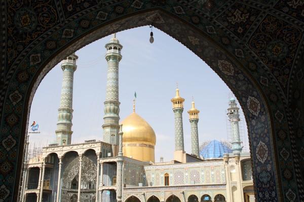hazrate-masoumeh-shrine(2)