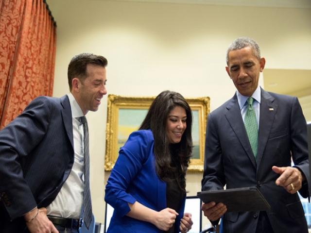 بیوگرافی فریال گواشیری دستیار ایرانی باراک اوباما + تبریک اوباما به مناسبت عروسی او
