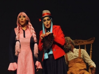 """ماجرای شرم آور یک """"تئاتر"""""""