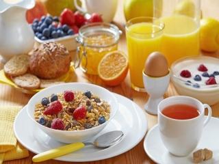 بهترین مواد غذایی برای صبحانه چیست؟