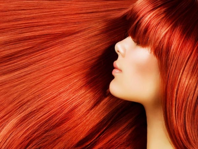 محافظت و تثبیت مو رنگ شده