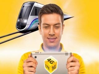 ایرانسل 3G و 4G را به مترو برد