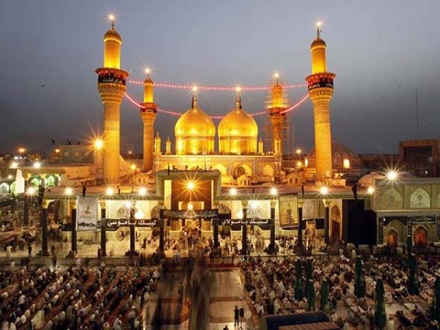 آشنایی با حرم کاظمین در عراق