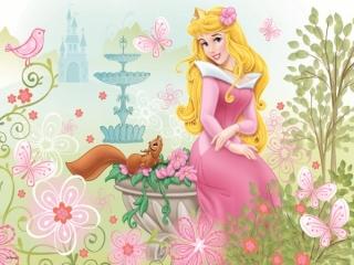 داستان پرنسس گل ها در دشت سرسبز