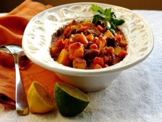 طرز تهیه خورشت کدو حلوایی لذیذ