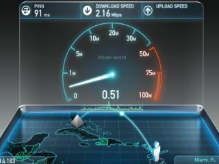 دلیل کندی سرعت اینترنت در یاسوج !