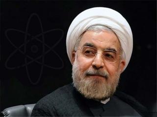 کنایه روحانی به هاله نور محمود احمدی نژاد