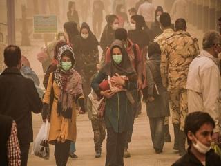 عامل تنگی نفس مردم خوزستان مشخص شد