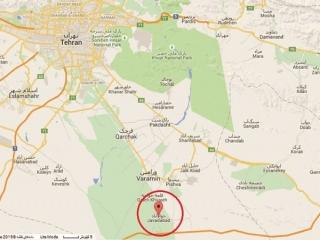 منشأ زلزلههای آخر هفته تهران