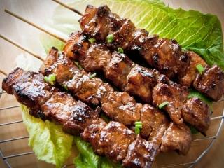 نکاتی برای پختن کباب