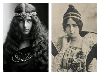 اولین ملکه زیبایی جهان، اهل ایران