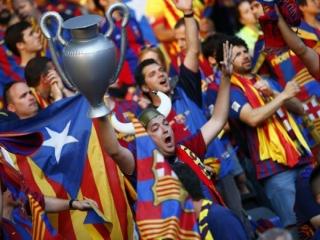 بارسلونا بهترین باشگاه اروپا لقب گرفت